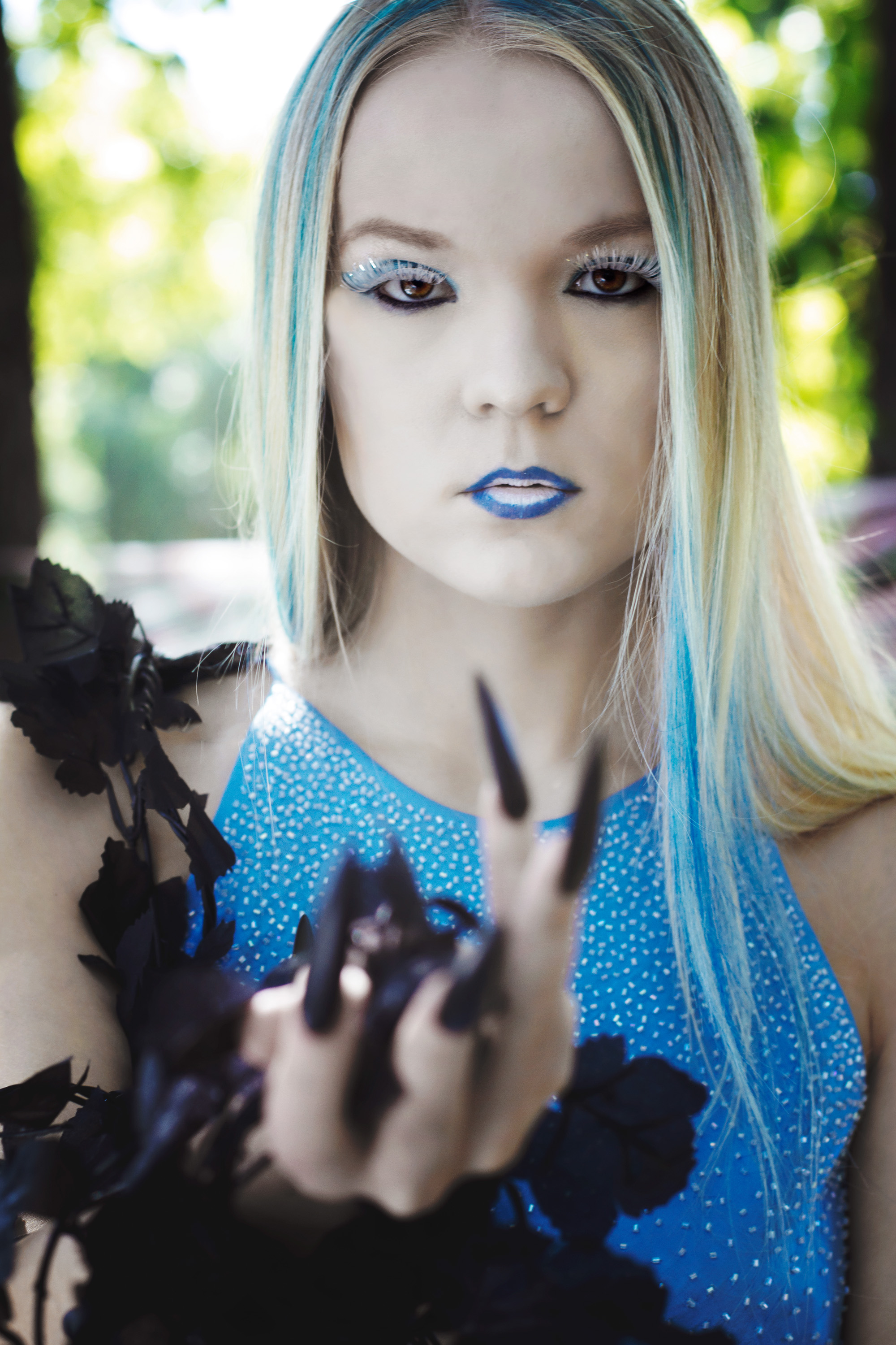 The Kaleidoscope Collective Candy Land shoot